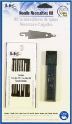 click here to view larger image of LoRan Needle Necessities Kit  (needles)