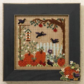 click here to view larger image of Pumpkin Patch 2006 (button-bead kit)