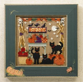 click here to view larger image of Bountiful Kitties (2006) (button-bead kit)