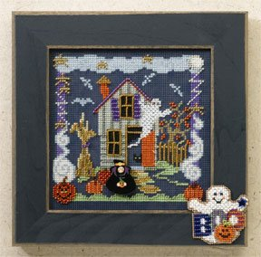 click here to view larger image of Boo House (2006) (button-bead kit)
