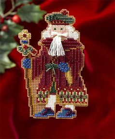click here to view larger image of Avignon Santa (button-bead kit)