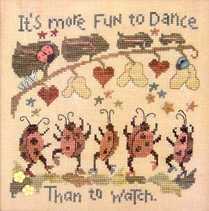 click here to view larger image of More Fun to Dance (chart)