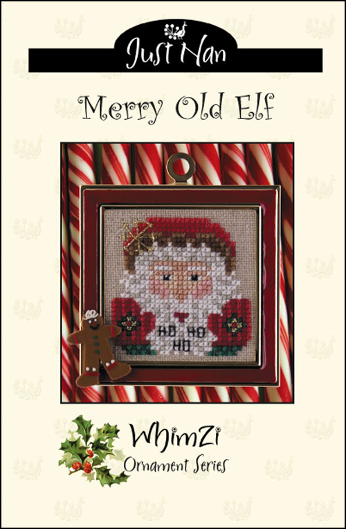 click here to view larger image of Merry Old Elf (chart)