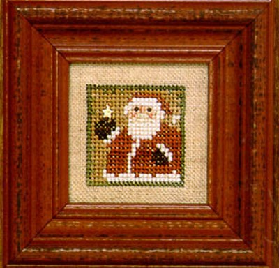 click here to view larger image of Littles - Santa (chart)