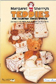 click here to view larger image of Teddy Book by Margaret Sherry (chart)
