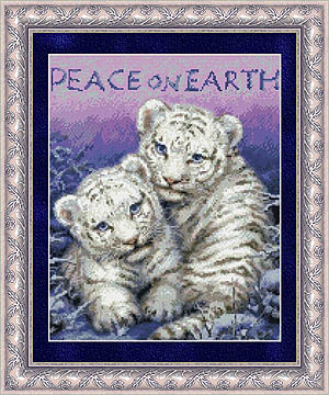 click here to view larger image of Peace on Earth (chart)