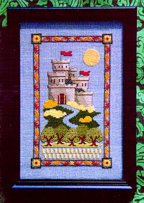 click here to view larger image of Castle of Autumn (chart)