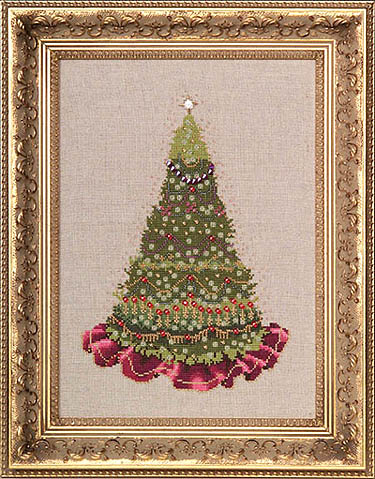 click here to view larger image of Christmas Tree 2006 (counted cross stitch kit)