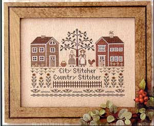 click here to view larger image of City Stitcher, Country Stitcher (chart)