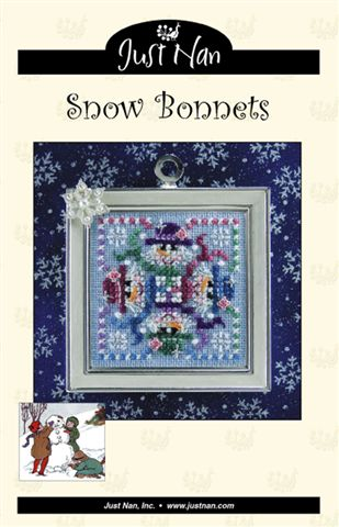 click here to view larger image of Snow Bonnets (chart)