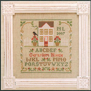 click here to view larger image of Geranium House (chart)
