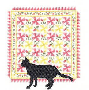 click here to view larger image of Spring Quilt (chart)