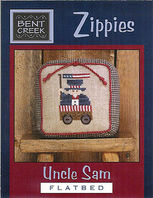 click here to view larger image of Zippies-Uncle Sam Flatbed (chart)
