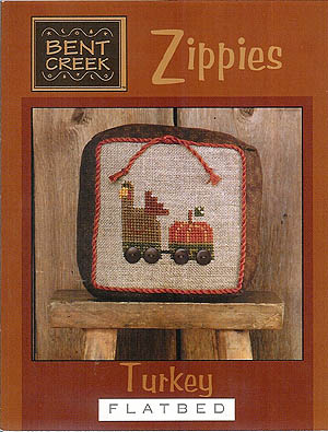 click here to view larger image of Zippies-Turkey Flatbed (chart)