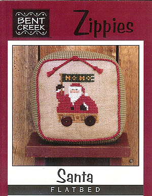 click here to view larger image of Zippies-Santa Flatbed (chart)