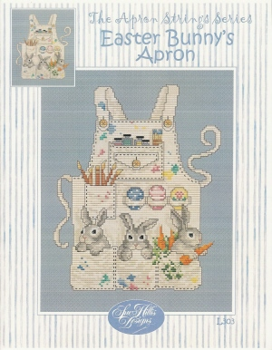 click here to view larger image of Easter Bunny's Apron (chart)