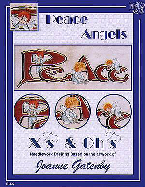 click here to view larger image of Peace Angels (chart)