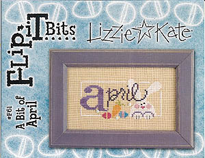 click here to view larger image of Flip-It Bits April (chart)