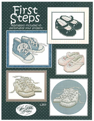 click here to view larger image of First Steps (chart)