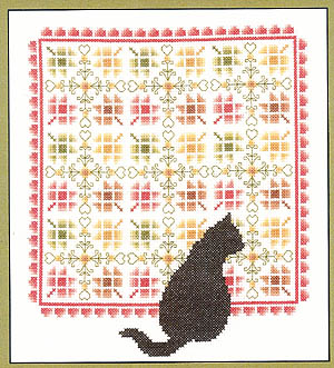 click here to view larger image of Autumn Quilt (chart)