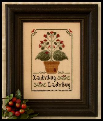 click here to view larger image of Ladybug Ladybug (chart)