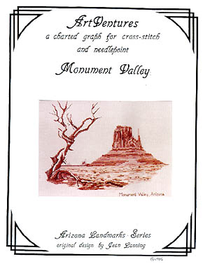 click here to view larger image of Monument Valley (chart)