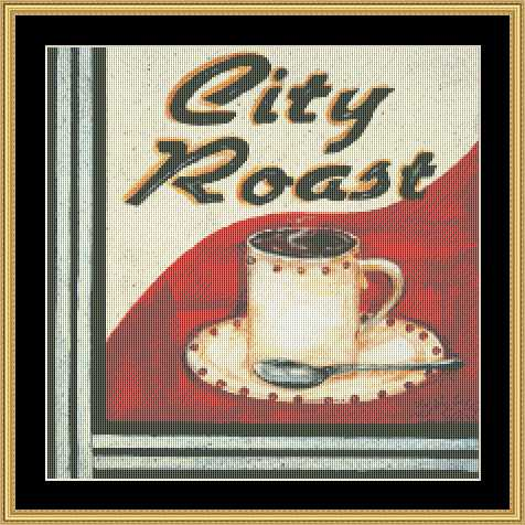 click here to view larger image of City Roast (chart)