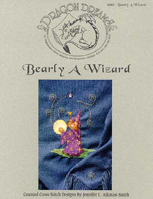 click here to view larger image of Bearly A Wizard (chart)