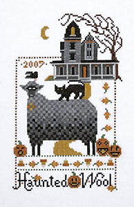 click here to view larger image of Haunted Wool (chart)