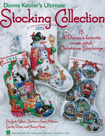 click here to view larger image of Ultimate Stocking Collection (book)