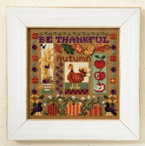 click here to view larger image of Be Thankful (button-bead kit)