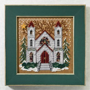 click here to view larger image of St. Nicholas Cathedral (2007) (button-bead kit)