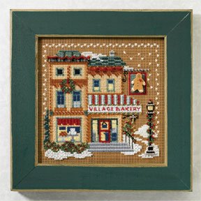 click here to view larger image of Village Bakery (2007) (button-bead kit)