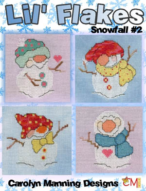 click here to view larger image of Lil Flakes (snowfall #2) (chart)