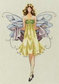 click here to view larger image of Daisy - Pixie Couture Collection (chart)