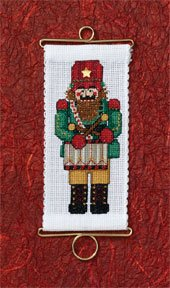 click here to view larger image of Different Drummer (counted cross stitch kit)