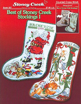 click here to view larger image of Best of Stoney Creek Stockings I (chart)