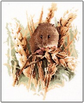 click here to view larger image of Harvest Mouse  (chart)