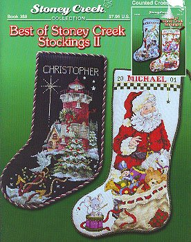 click here to view larger image of Best of Stoney Creek Stockings II (chart)