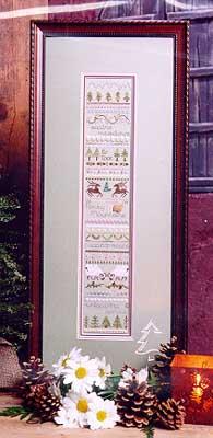 click here to view larger image of Rocky Mountain Sampler (chart)
