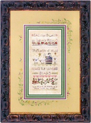 click here to view larger image of Far Away (counted cross stitch kit)