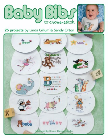 click here to view larger image of Baby Bibs to Cross Stitch (chart)