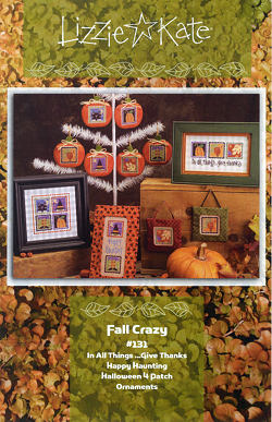click here to view larger image of Fall Crazy (chart)