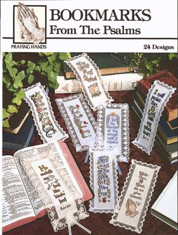 click here to view larger image of Bookmarks From the Psalms (book)