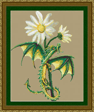 click here to view larger image of Daisy Dragon (chart)