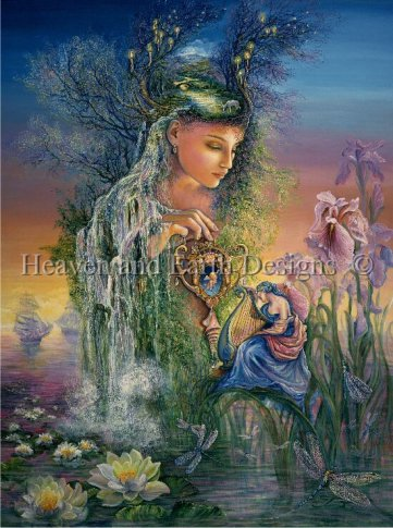 click here to view larger image of Undine - Josephine Wall (chart)