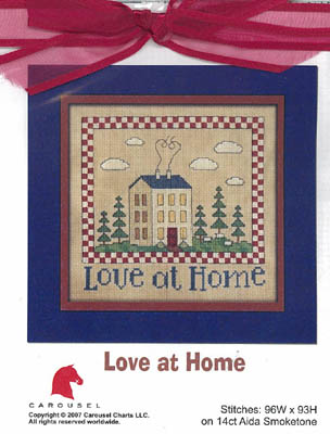 click here to view larger image of Love At Home (chart)