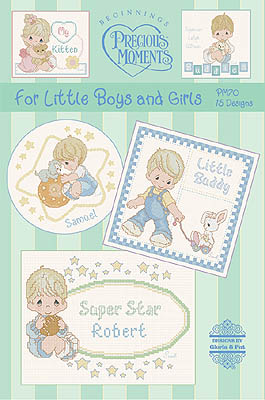click here to view larger image of For Little Boys and Girls (Vol 1) - PM70 (chart)