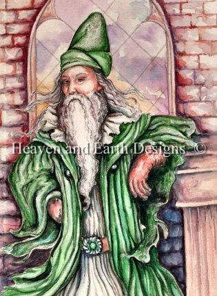 click here to view larger image of Green Wizard (chart)