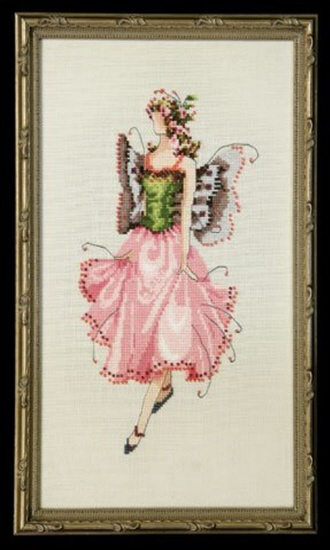 click here to view larger image of Rose - Pixie Couture Collection (chart)